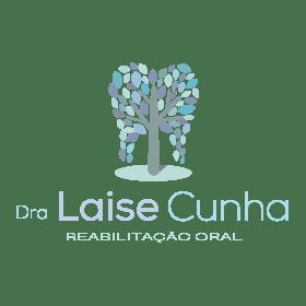 Dra. Laíse Cunha Logo
